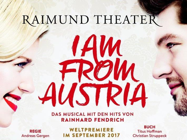 """""""I am from Austria"""" startet im September in Wien."""