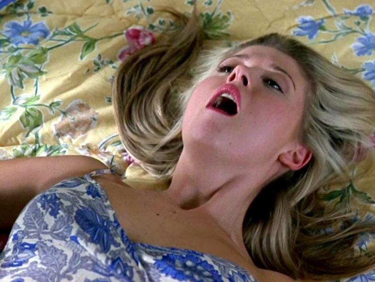 "Kult-Szene aus dem Film ""American Pie""."