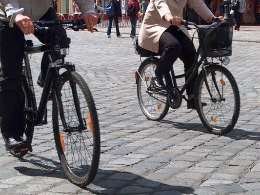 In Floridsdorf findet die bereits 4. Radrundfahrt statt.