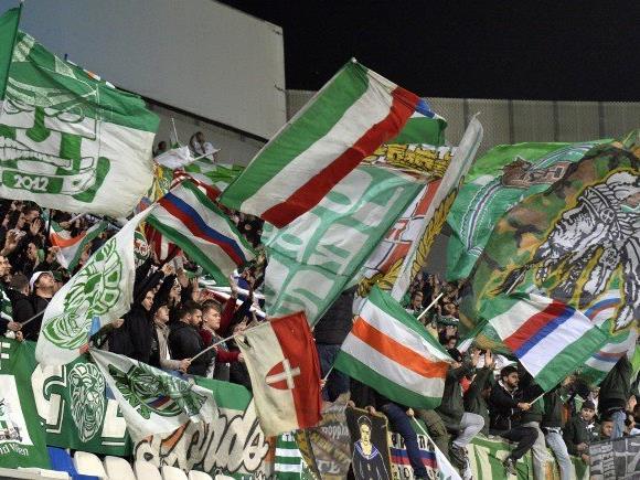 Beim Wiener Fußball-Amateur-Derby gab es Zwischenfälle