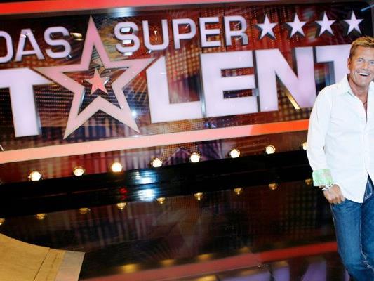 """""""Das Supertalent"""" sucht wieder Talente in Wien."""