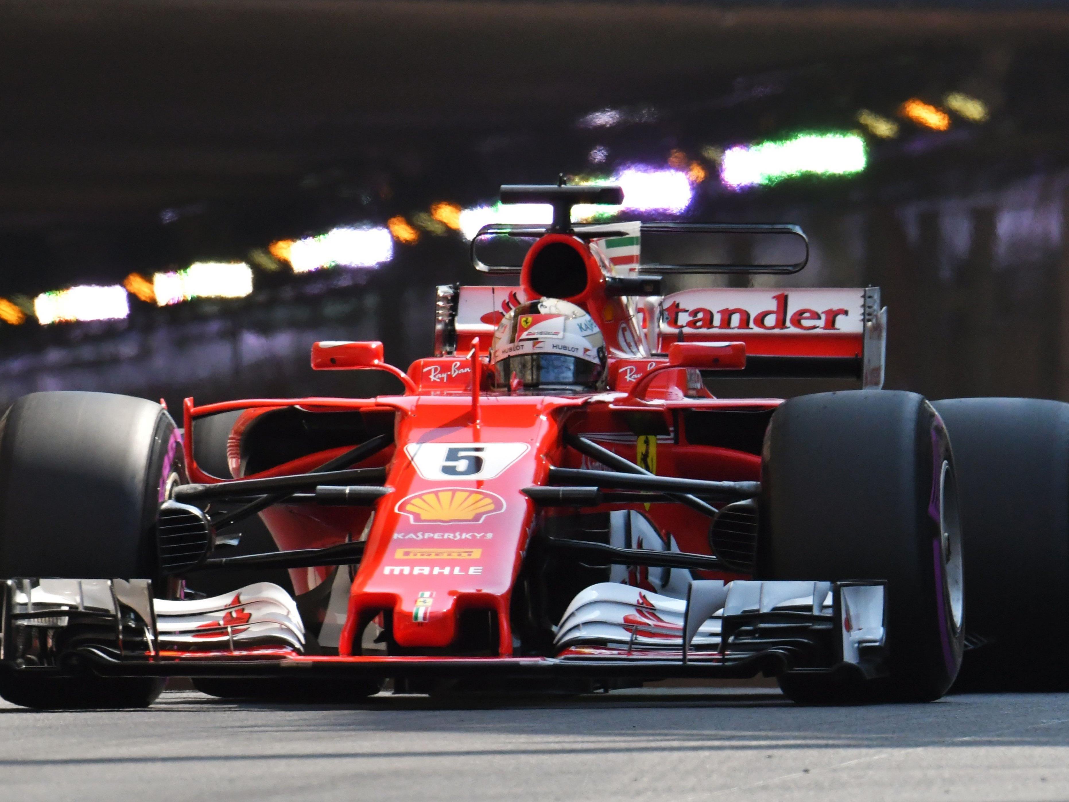 Sebastian Vettel hat auch im letzten Training in Monaco dominiert. Jetzt folgt das Qualifying.
