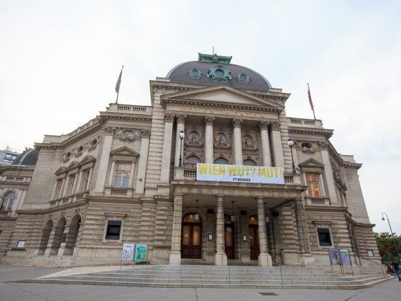 Volkstheater: Ab Mai 2018 gibt es vor und hinter der Bühne etliche Vorhaben