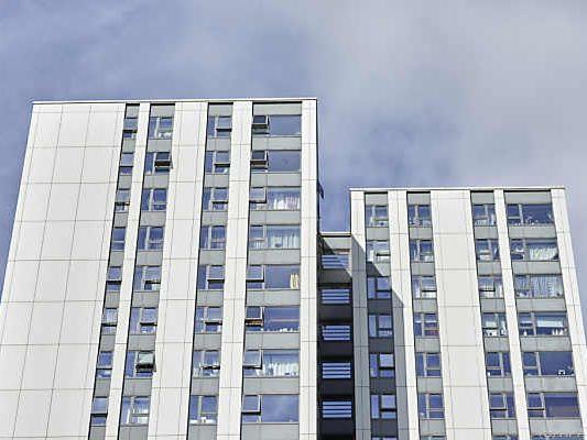 Die Behörde hat Sicherheitsbedenken wegen der Fassadenverkleidung