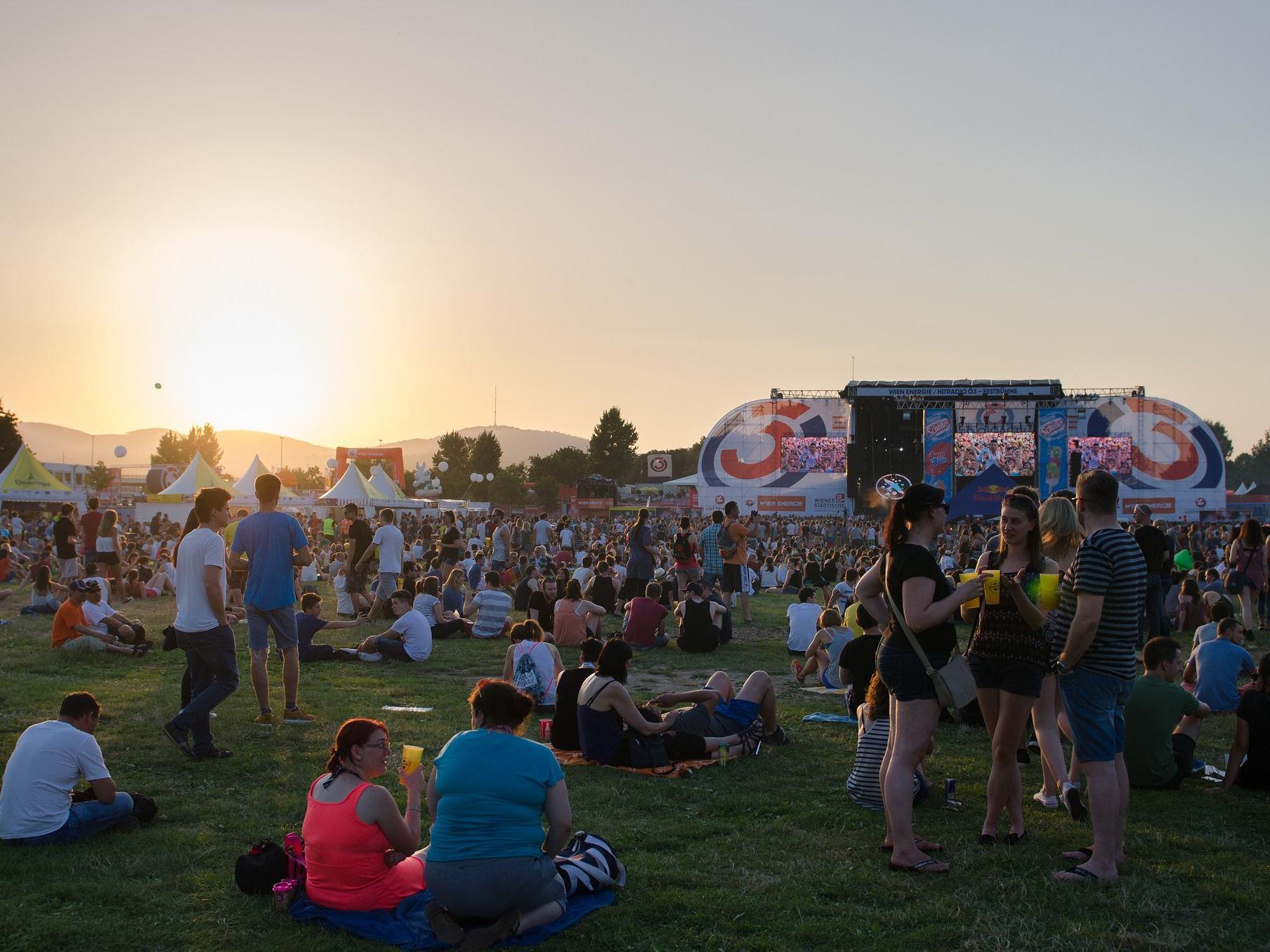 """Die """"Know Your Status""""-Kampagne wird auf einem eigenen Stand beim Donauinselfest informieren."""