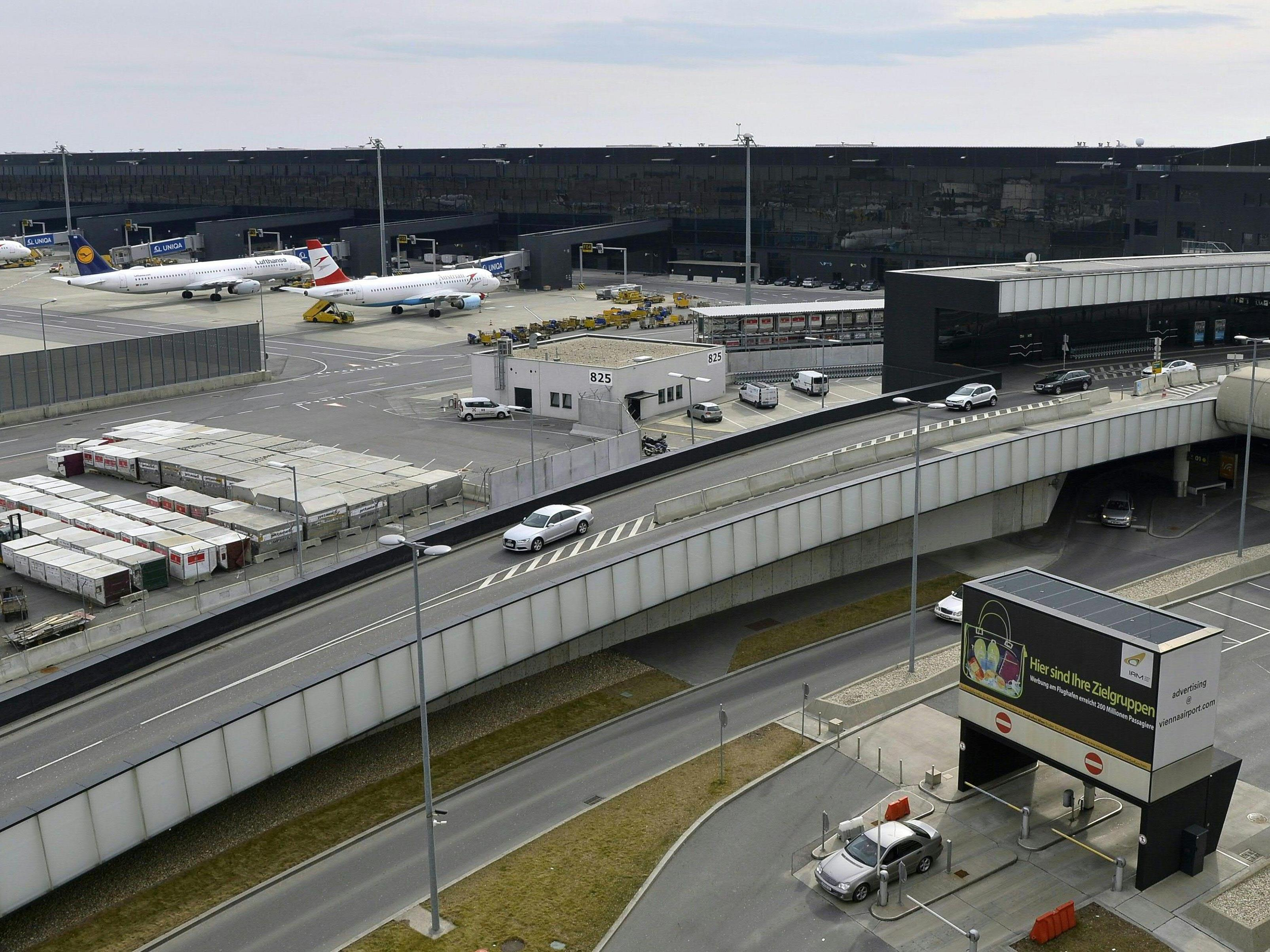 Der Flughafen Wien bekommt neue Löschfahrzeuge.