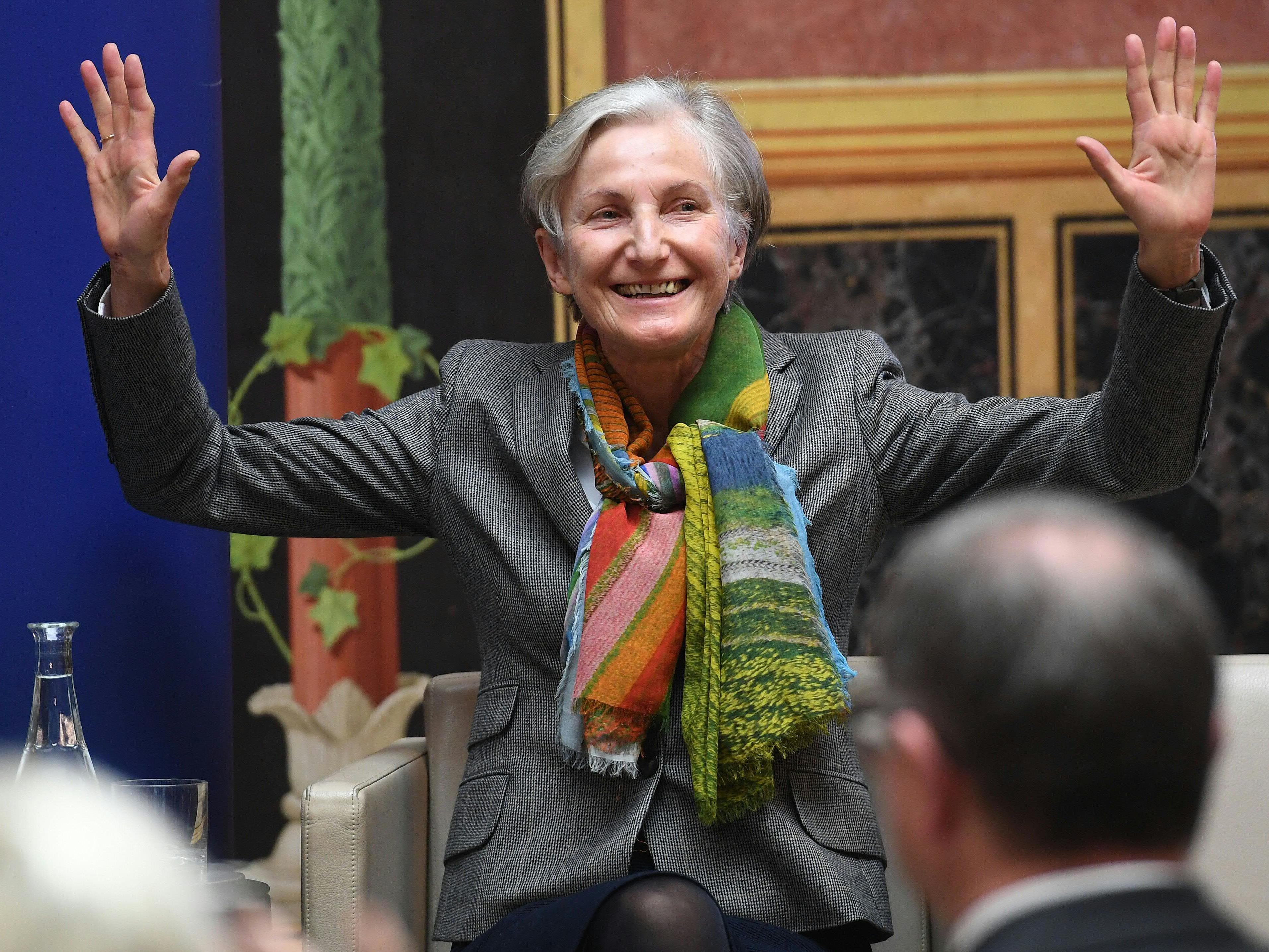 """Irmgard GRiss will """"in nicht allzu ferner Zeit"""" über Kandidatur entscheiden"""