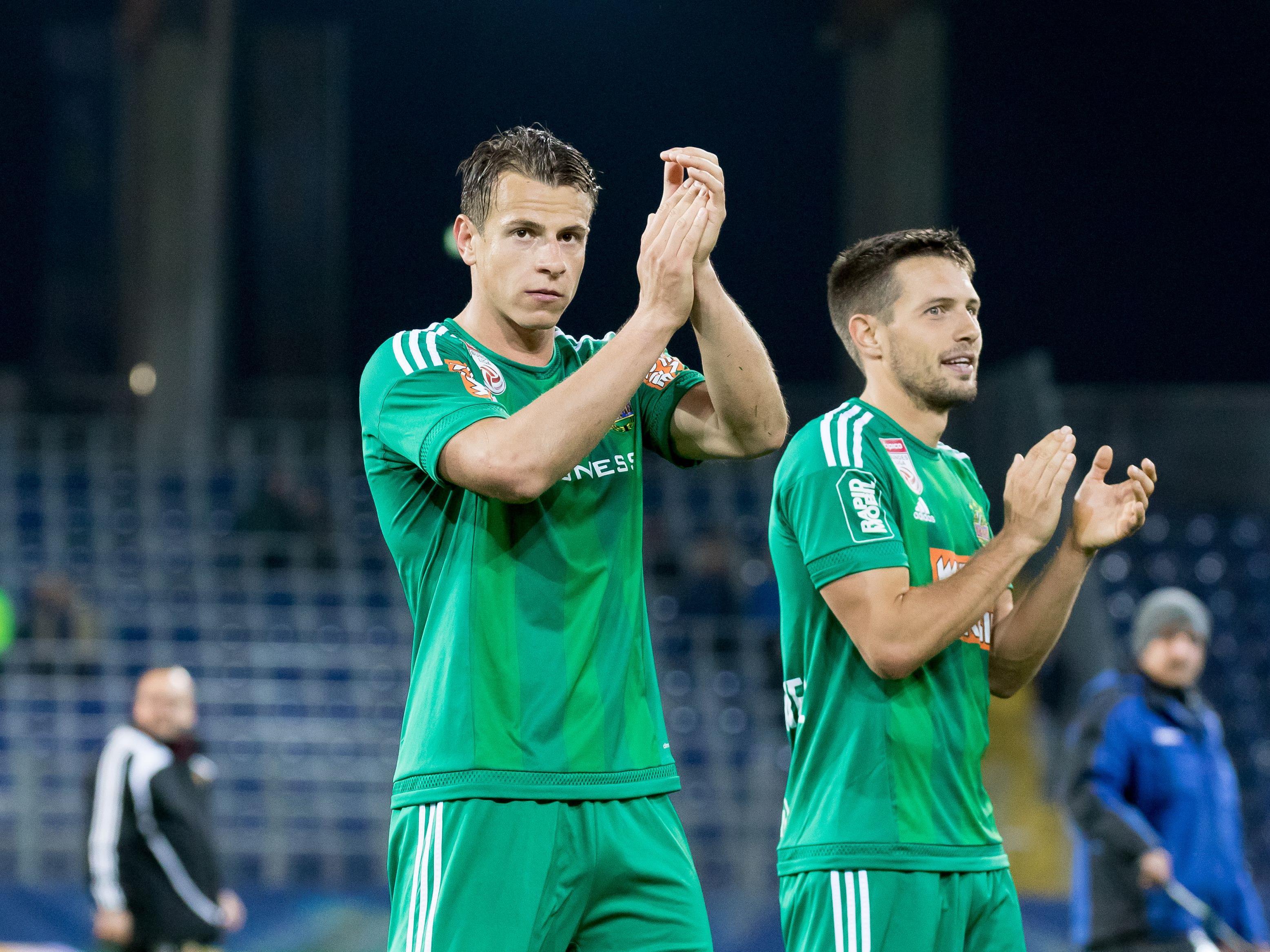 Rapid verpasste durch die Finalniederlage im Cupendspiel gegen Red Bull Salzburg die letzte Chance auf ein Europa-League-Ticket.