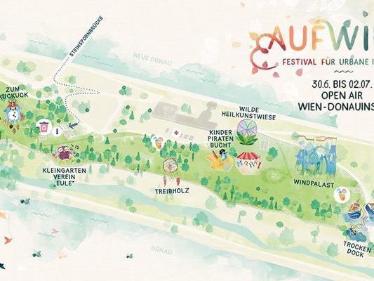 Volles Programm beim Aufwind Festival 2017