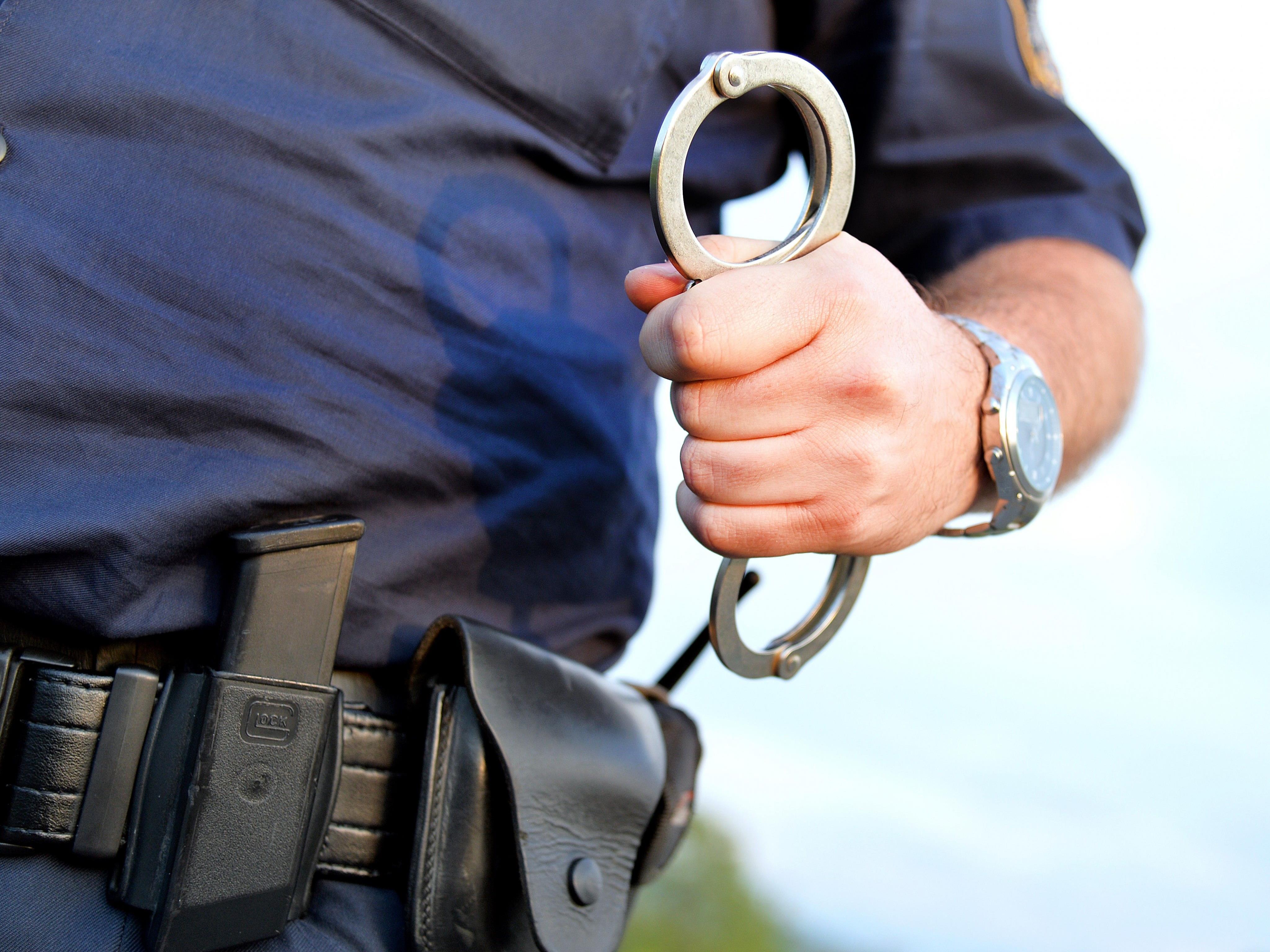 Ein 49-Jähriger wurde bei einer Baustelle verhaftet