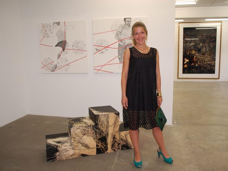 """""""Brot und Spiele"""" ist der Titel der Sommerausstellung im Kunstforum Montafon."""