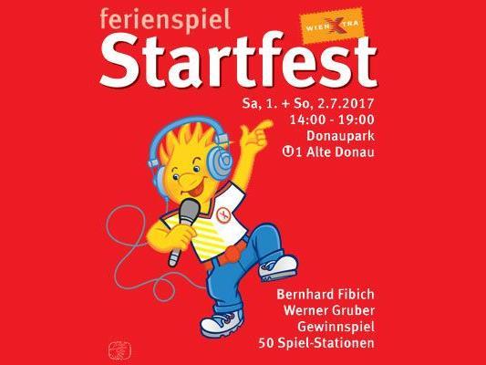 Volles Programm beim Ferienspiel Startfest 2017