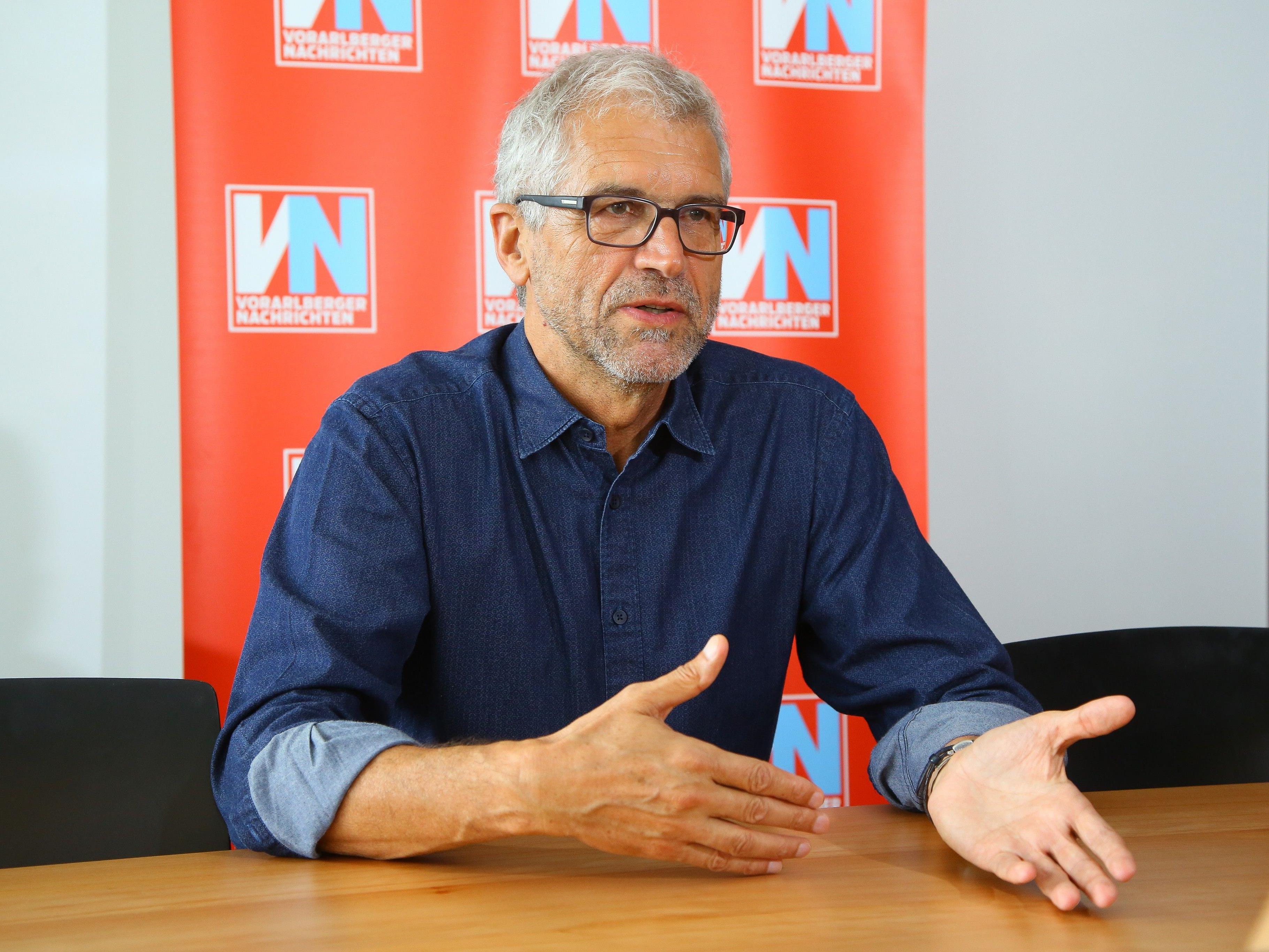 Die Grünen um Bildungssprecher Harald Walser lehnen den Kompromissvorschlag zur Schulautonomie ab.