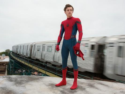 """Eines der Filmhighlights im Juli: """"Spider-Man: Homecoming"""""""