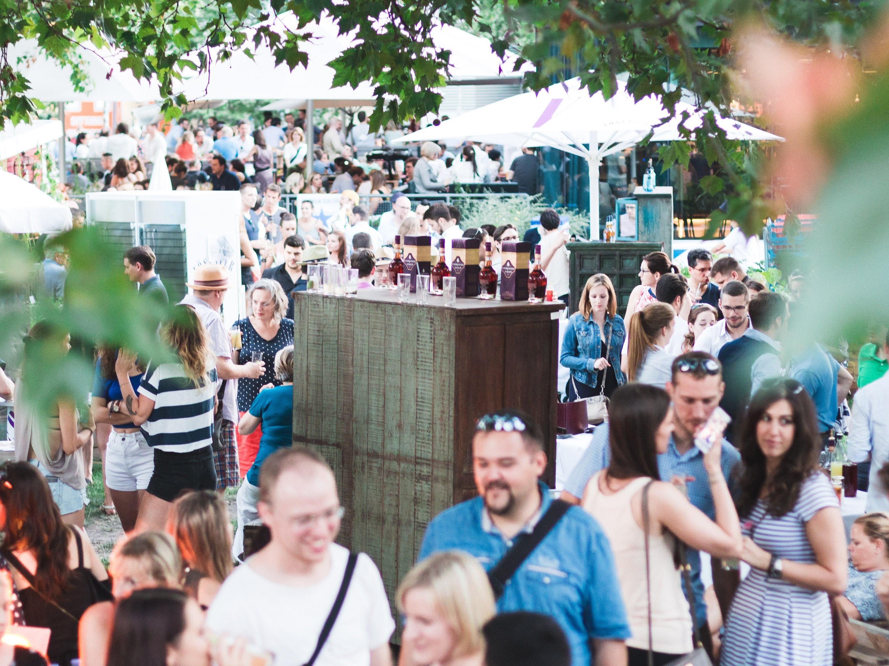 Schon im Vorjahr gab es großes Interesse am Wiener Cocktailfestival.
