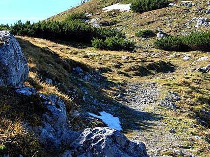 Es gab zwei Verletzte am südlichen Schneeberg