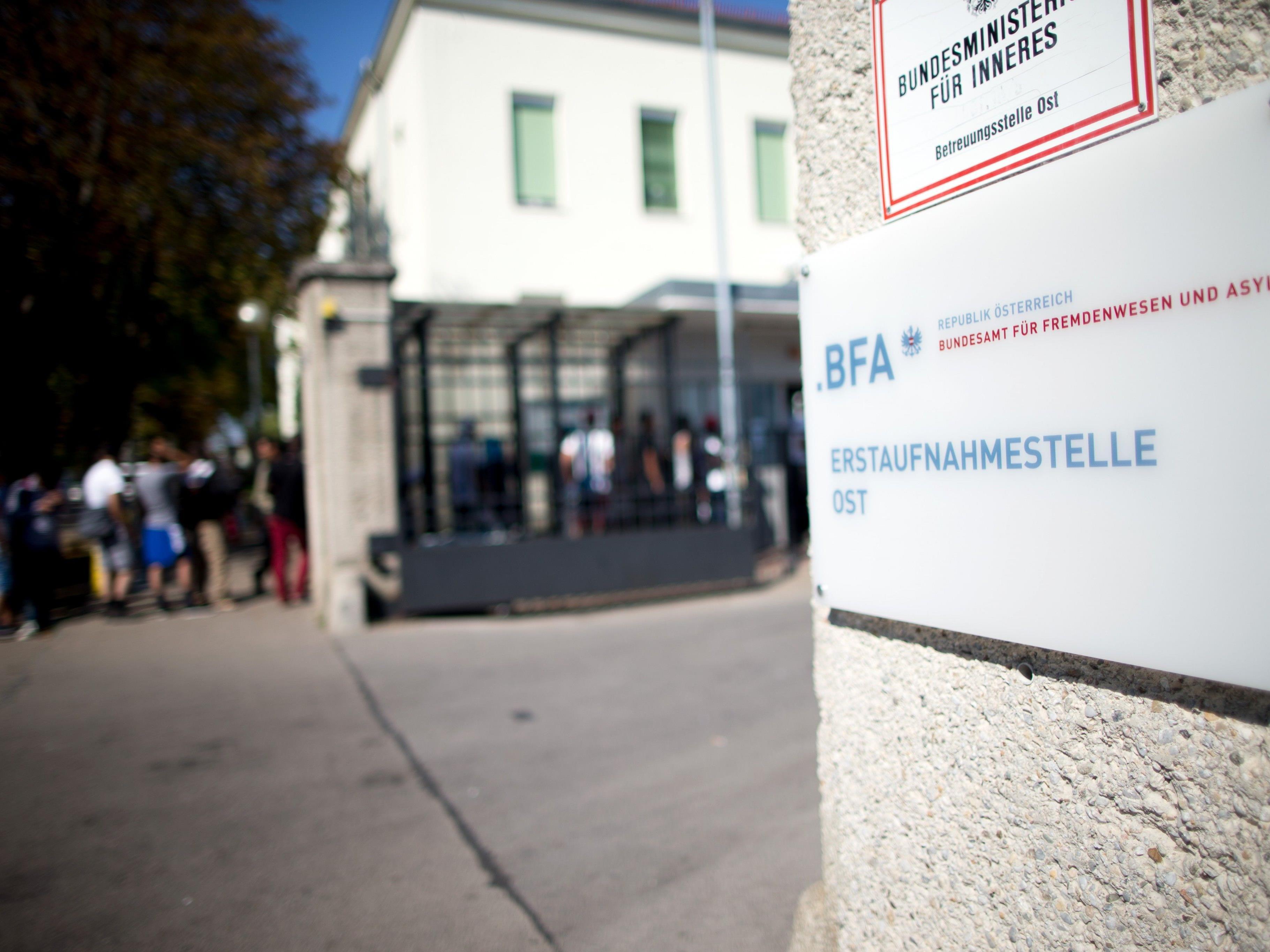 Die Zahl der Asylanträge in Österreich ist derzeit weiter rückläufig