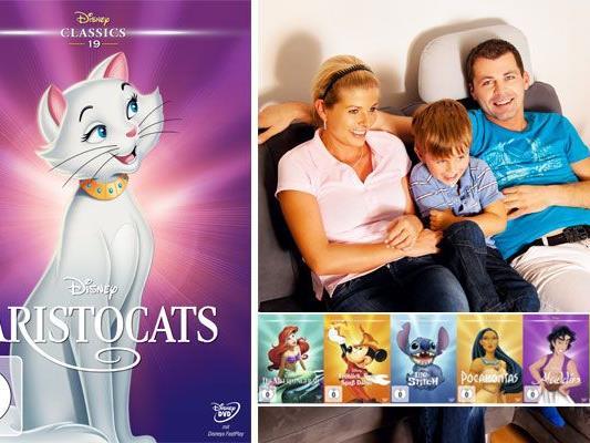 """Großes Disney-Vergnügen für die ganze Familie bietet """"Aristocats"""""""