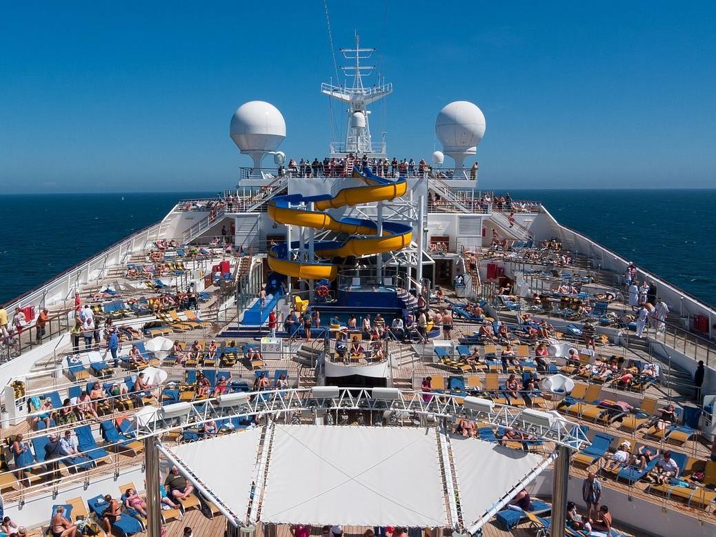 Was wird auf den Kreuzfahrtschiffen geboten?