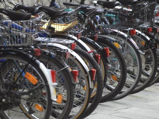 Gebrauchte Fahrräder liegen im Trend.