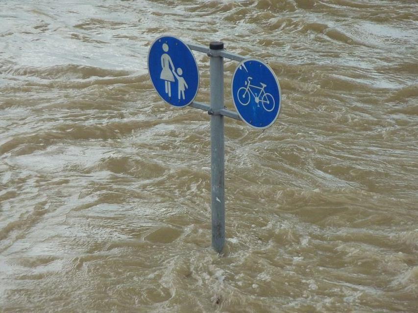 Die App warnt vor Naturkatastrophen.