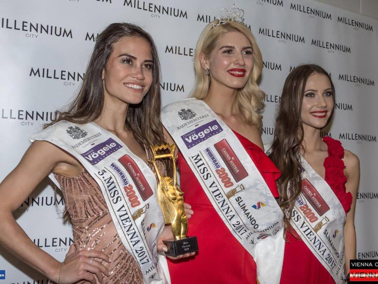 Miss Vienna, Elisa Dedu, wird Wien nicht bei der Miss Austria Wahl 2017 vertreten.