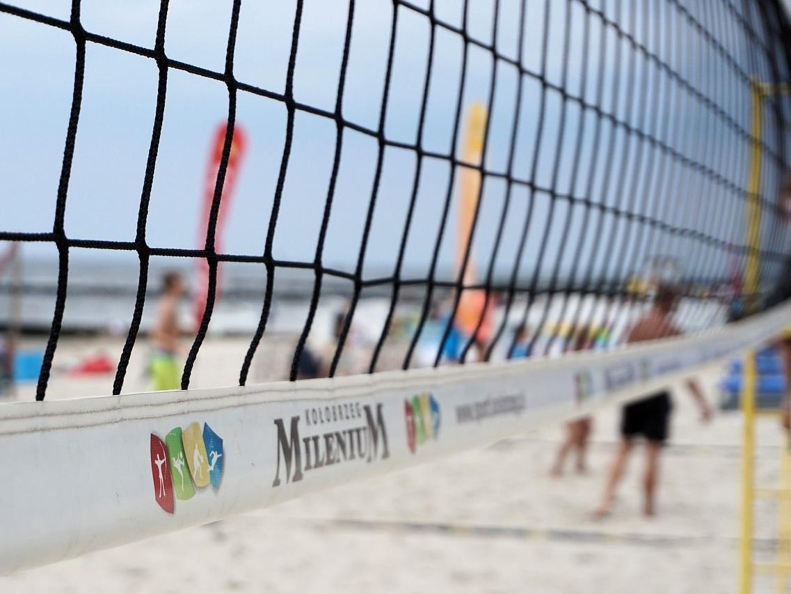 Der Countdown zur Beach-Volleyball-WM in Wien läuft.