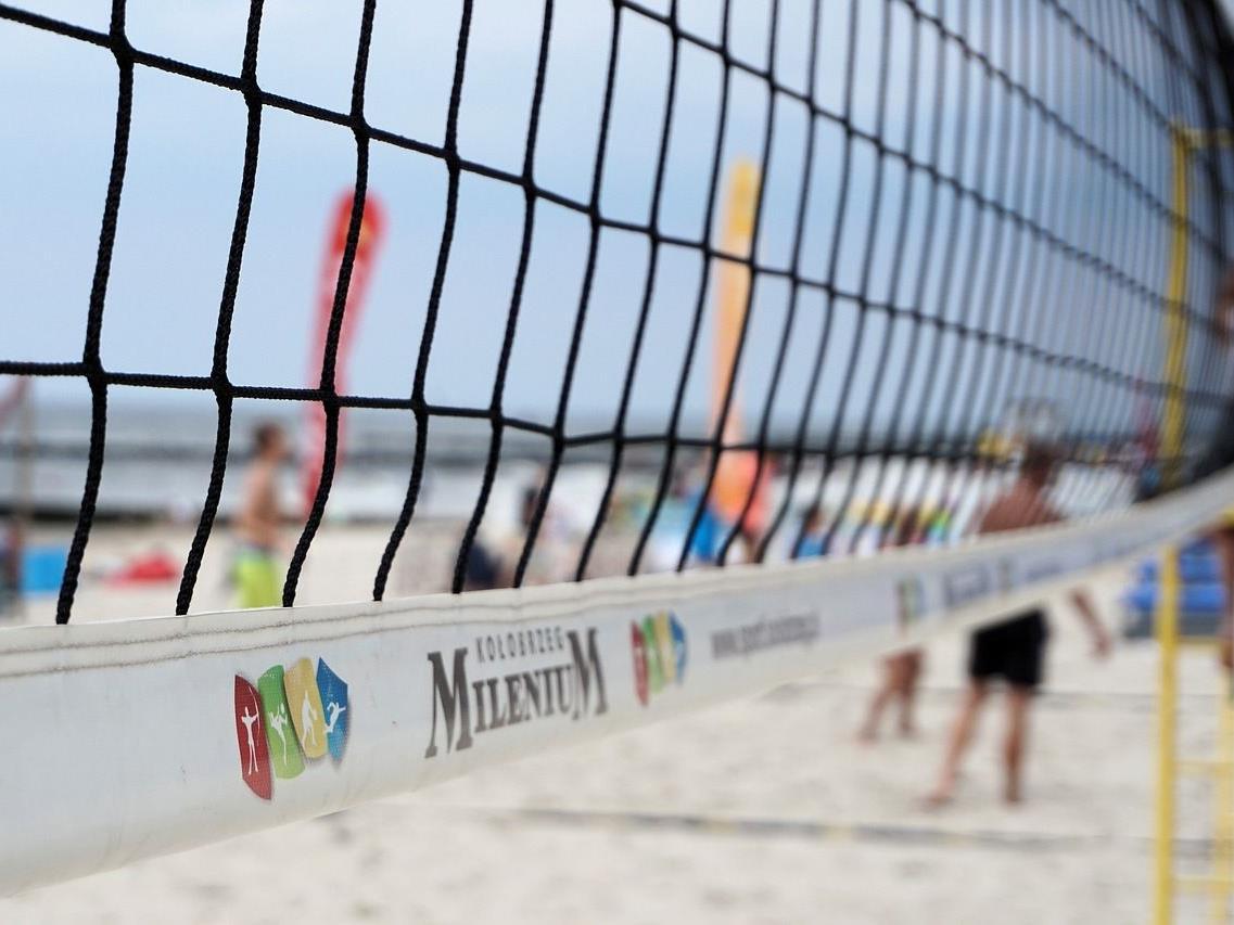Der Countdown zur Beach-Volleyball-WM in Wien läuft.