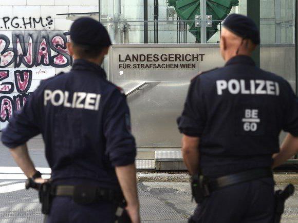 Der Terror-Prozess gegen einen Tschetschenen geht in Wien weiter