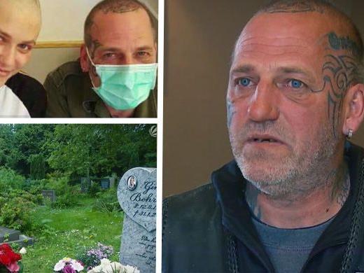 Michael Behrens klagt gegen die Ärzte seiner verstorbenen Tochter.