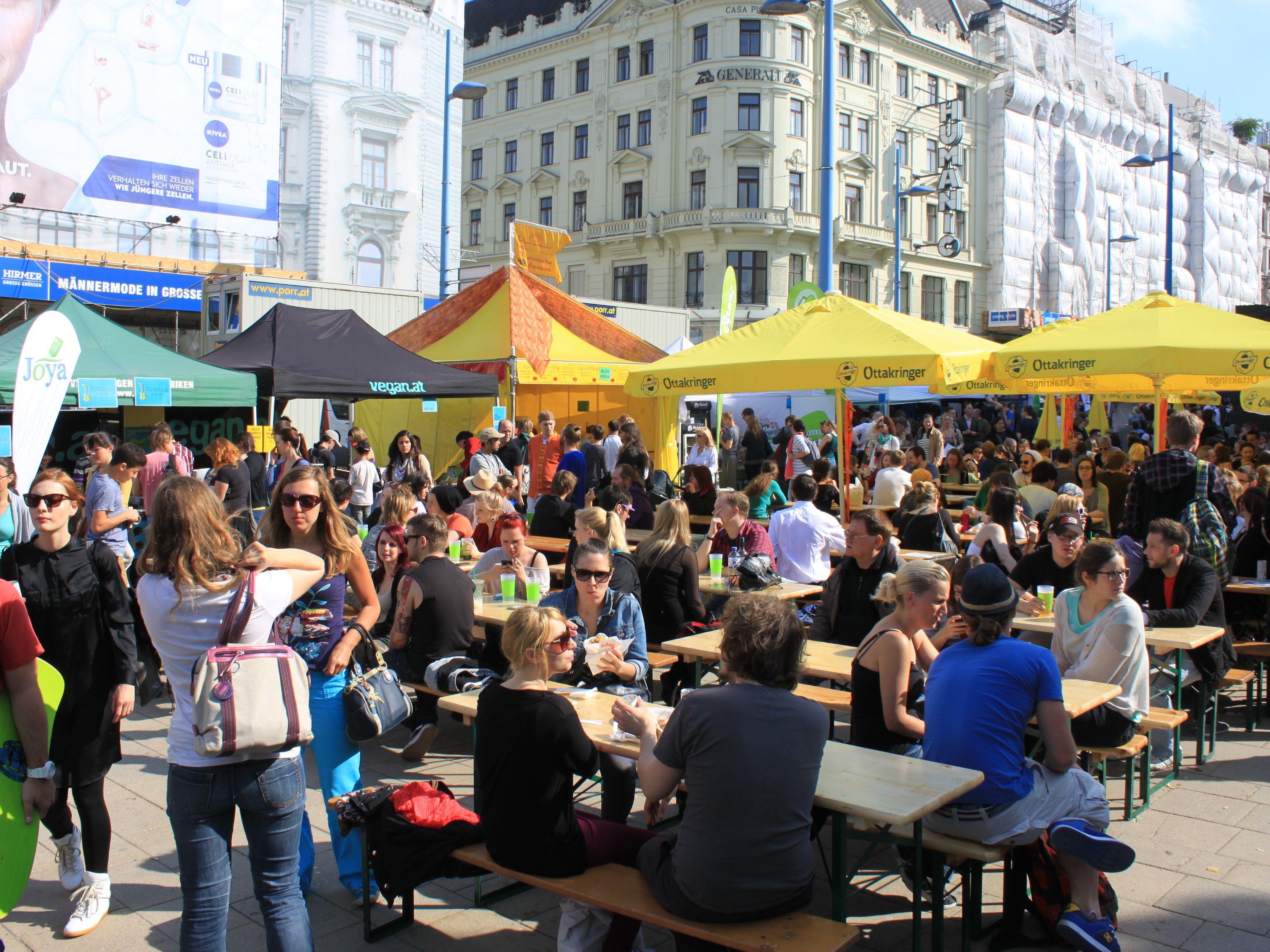 Die Veganmania findet erstmals auch in Podersdorf statt
