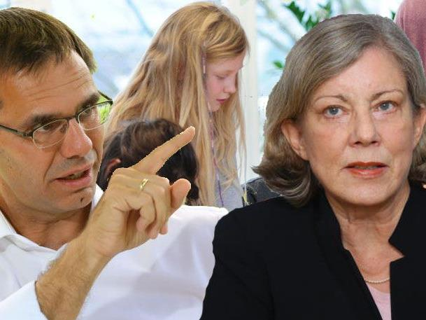 Landeshauptmann Markus Wallner (ÖVP) in der Kritik