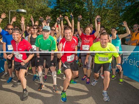 Am 2. und 3. Juni findet im Kurpark Oberlaa der 3. Wienathlon statt.