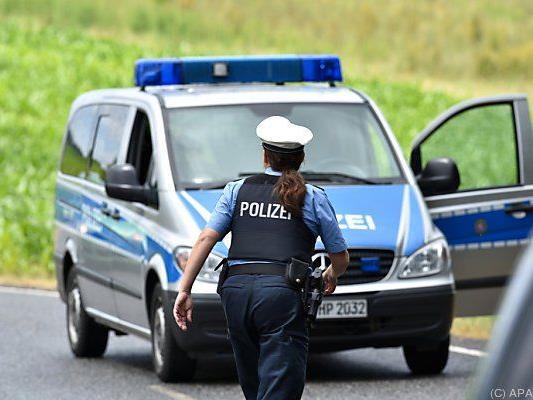 Der Mann wurde am Memminger Flughafen festgenommen.