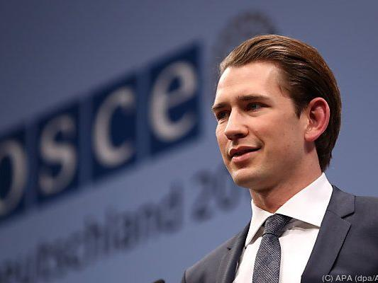 Der OSZE-Vorsitz hat das Treffen in Mauerbach angesetzt