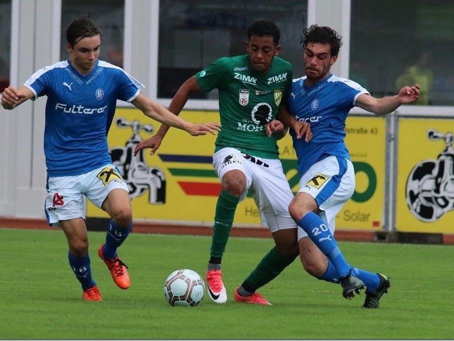 Austria Lustenau deklassiert im Ortsduell den FC mit 13:0