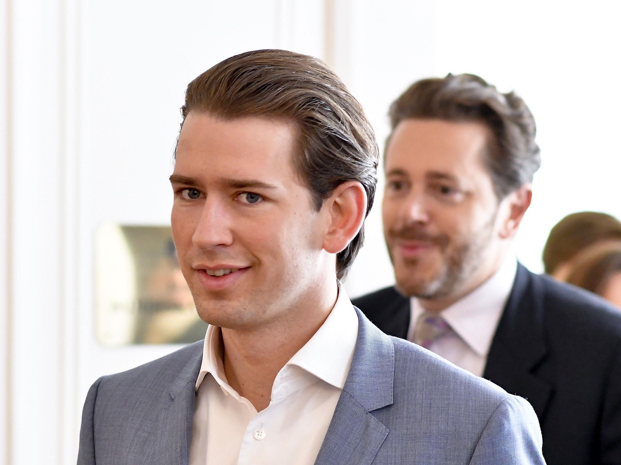 ÖVP-Chef Sebastian Kurz wird vom grünen Verkehrssprecher Georg Willi scharf kritisiert.