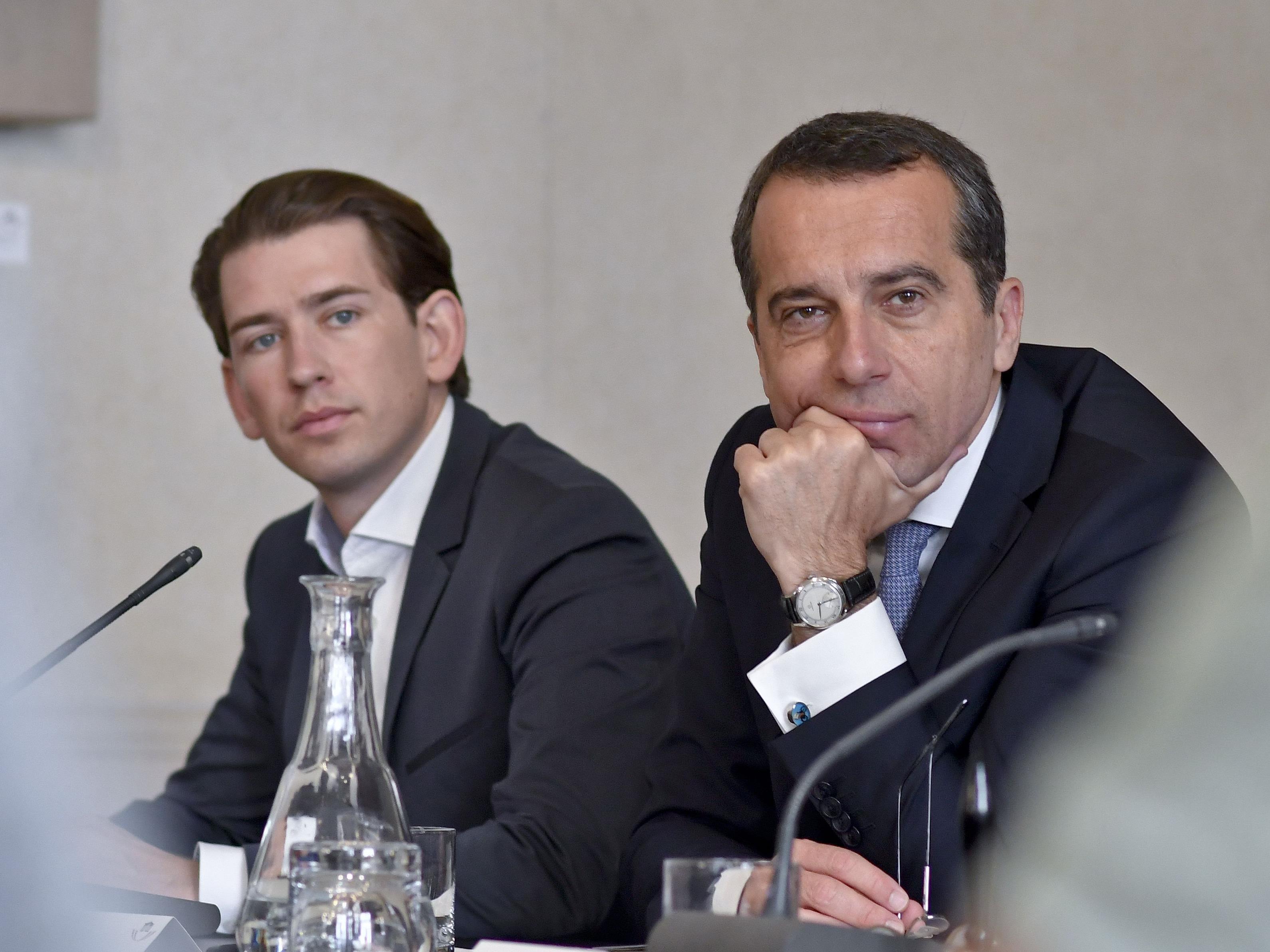 Außenminister Sebastian Kurz und Bundeskanzler Christian Kern hatten Nihat Zeybekci die Einreise nach Österreich verweigert.