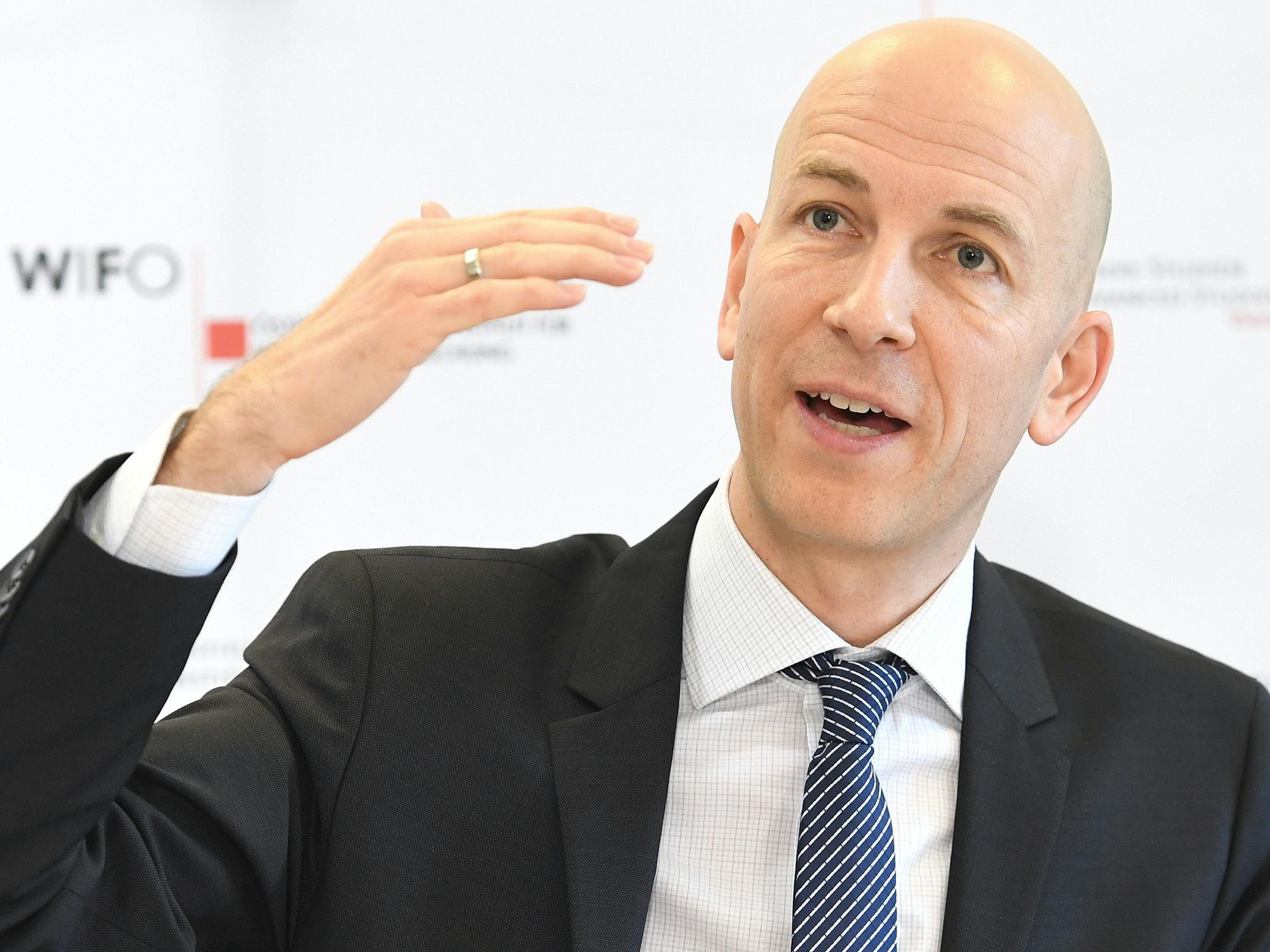 IHS-Chef Martin Kocher äußerte sich kritisch