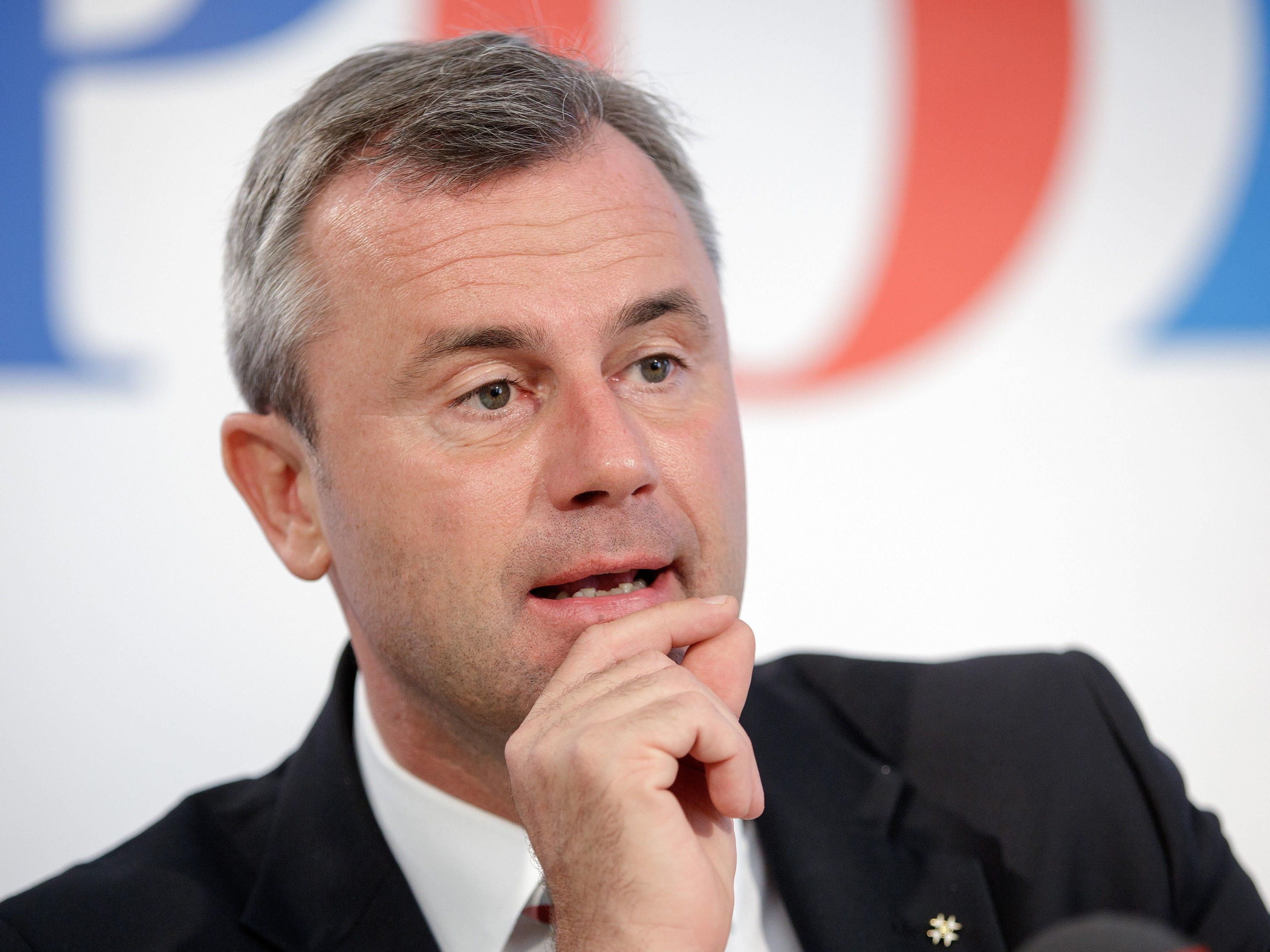 Norbert Hofer (FPÖ) äußerte im APA-Sommerinterview aktuelle Ideen