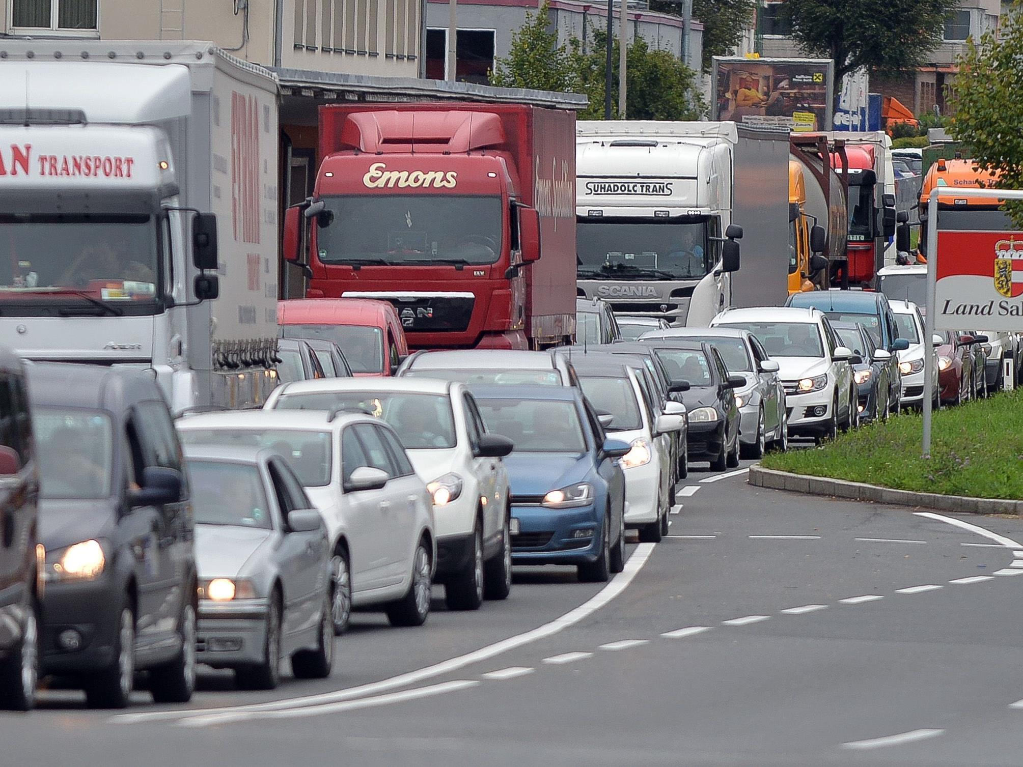 Ab Freitag werden in Österreich zahlreiche Staus erwartet.