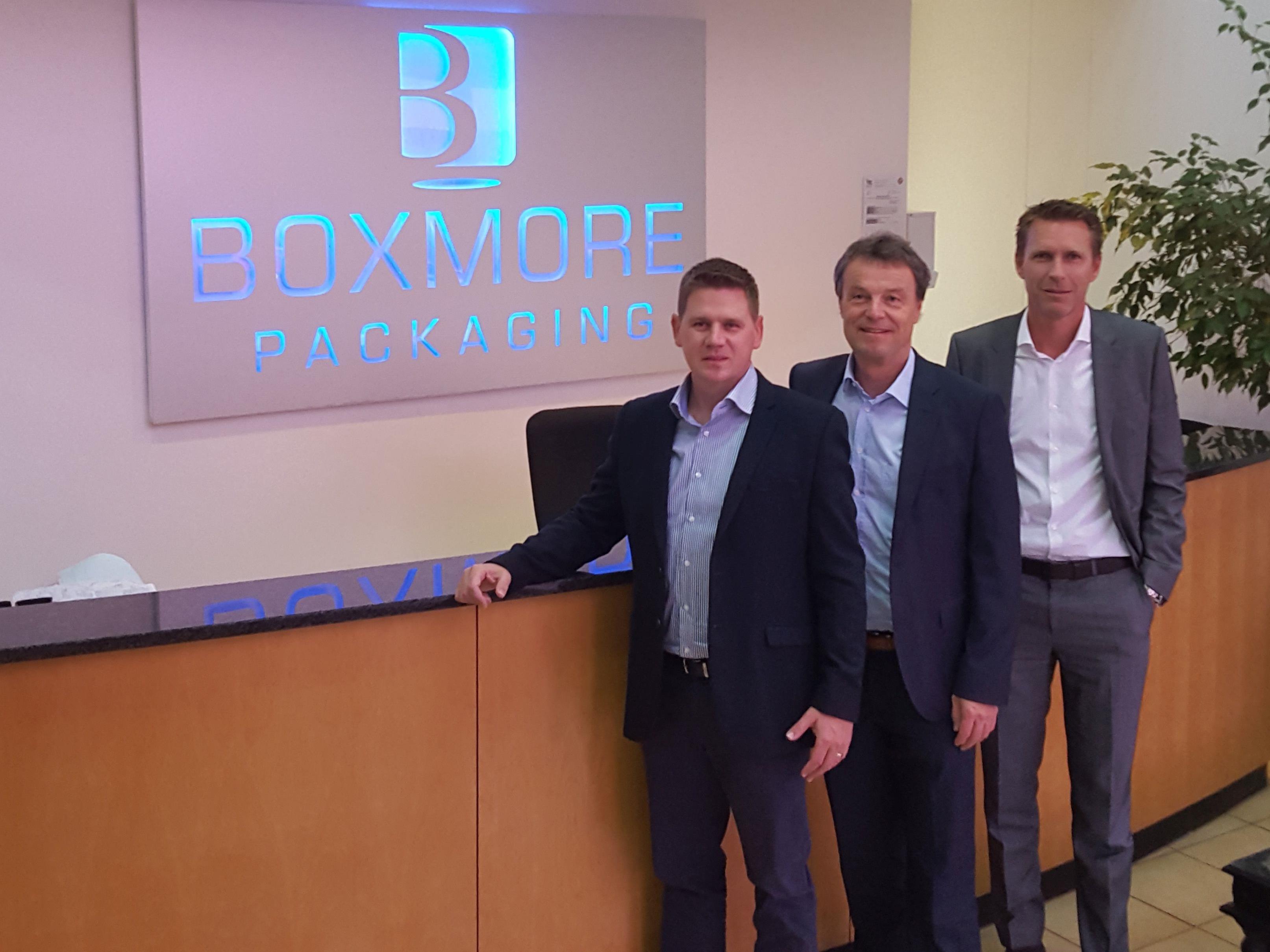 Alpla erwirbt Anfang Juli 2017 das Unternehmen Boxmore Packaging mit Sitz in Samrand/Johannesburg in Südafrika zu 100 Prozent.