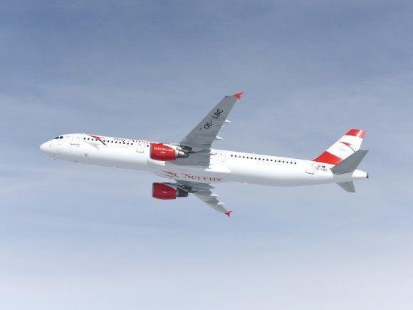 AUA-Flugzeug von Amsterdam nach Wien landete außerplanmäßig in Erfurt