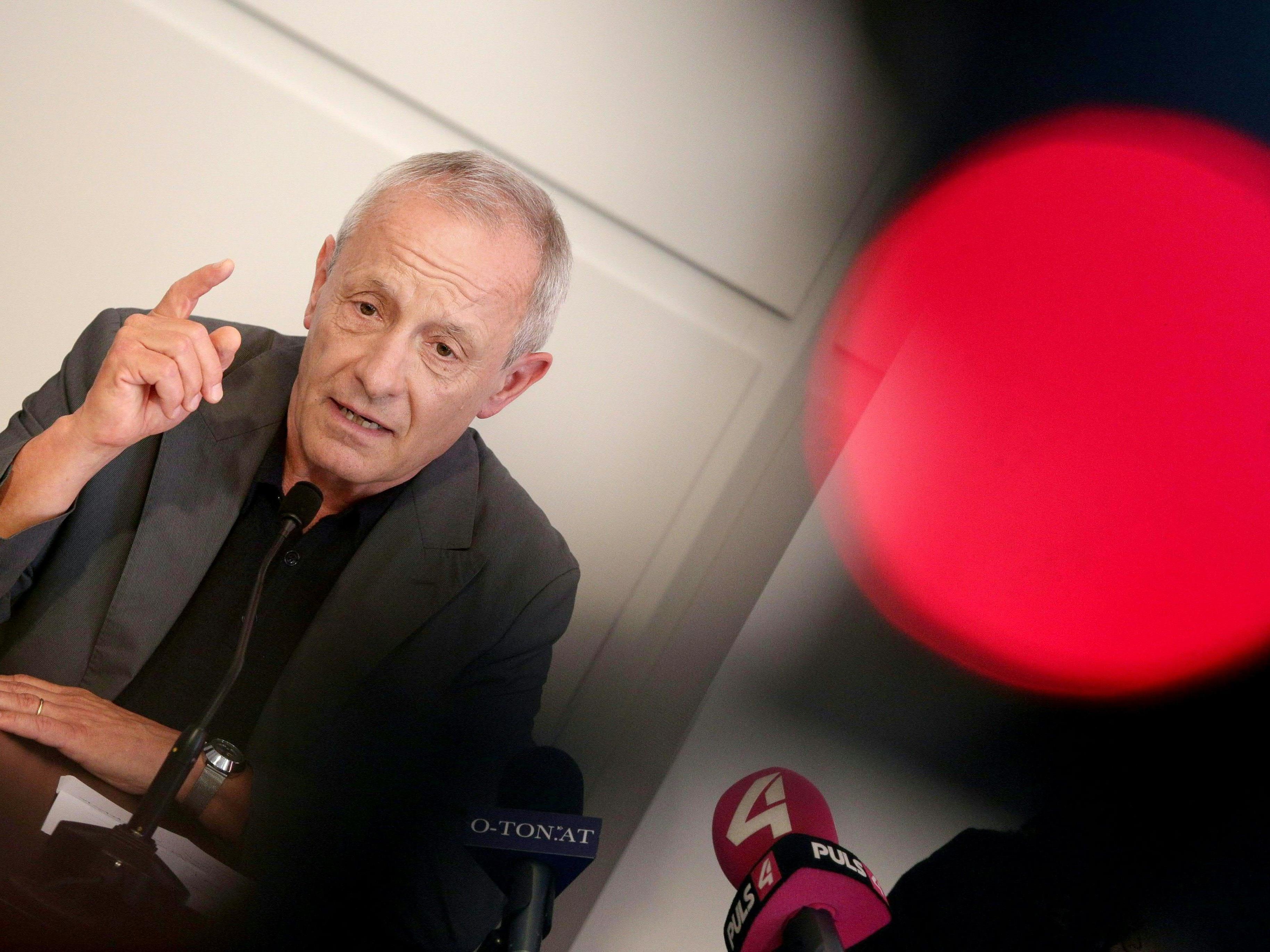 """Durch die """"Liste Pilz"""" treten die Grünen erstmals seit 31 Jahren gespalten zur Wahl an"""