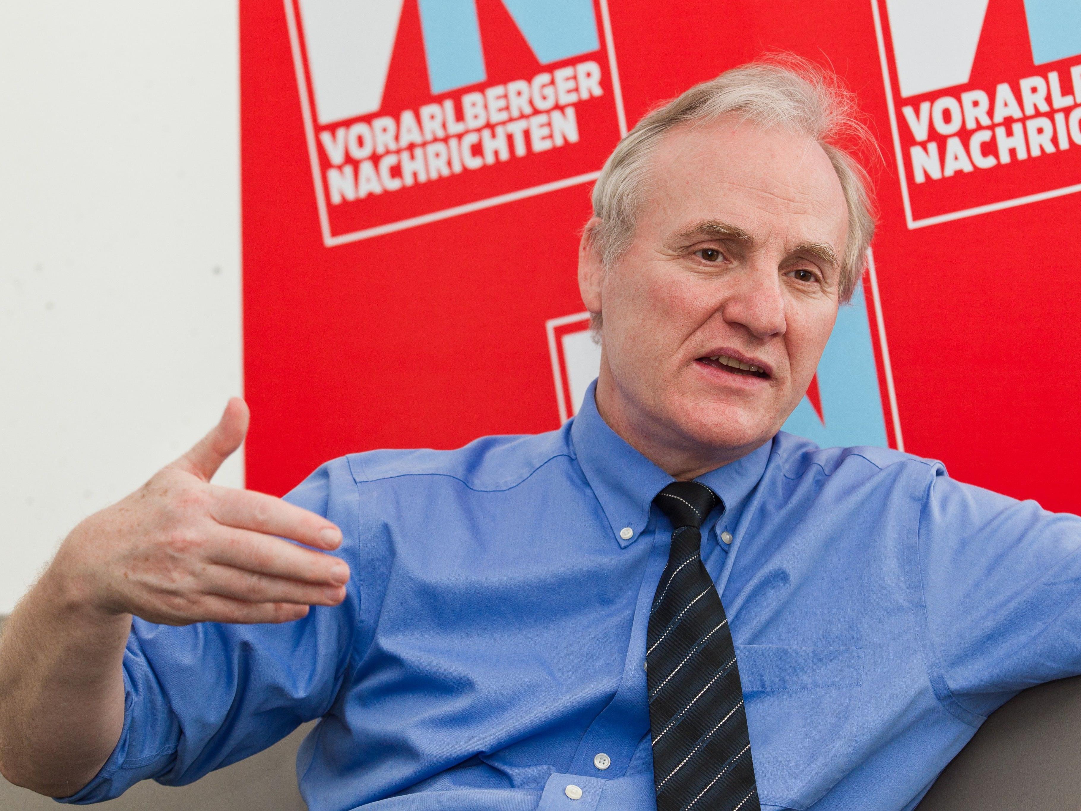 Der Vorarlberger Ökonom Ernst Fehr war an der Studie beteiligt.
