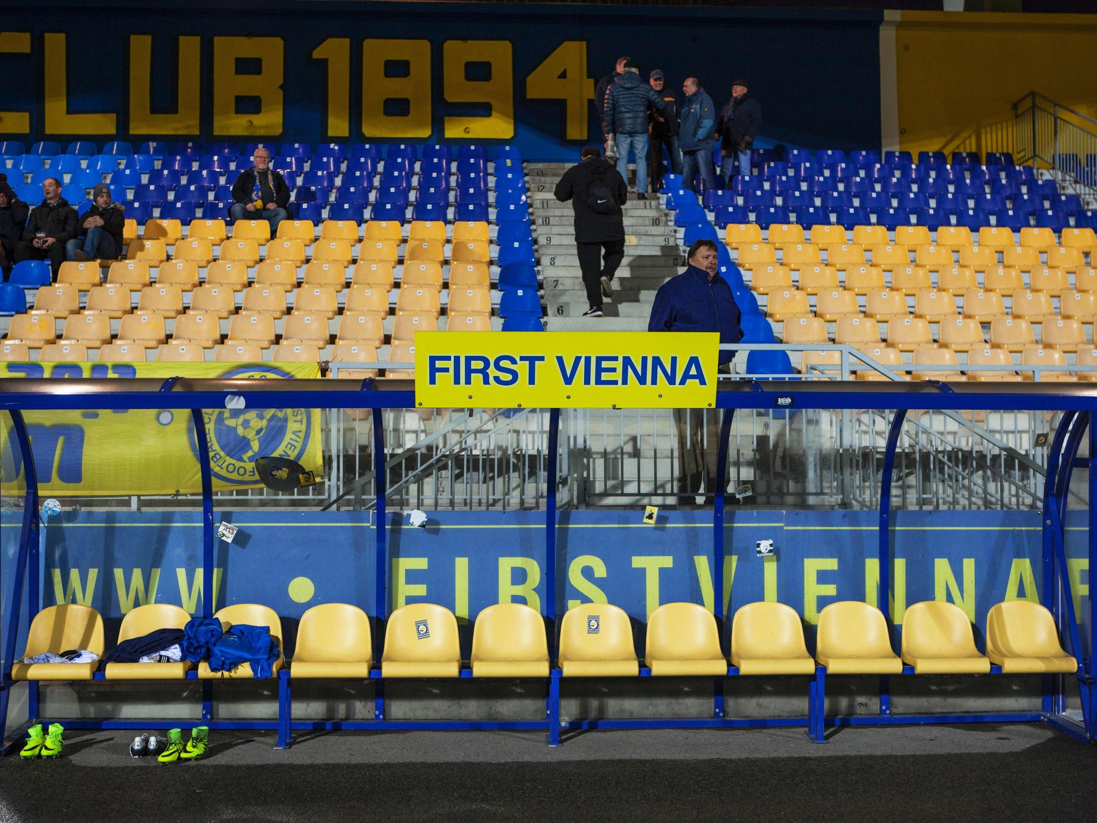 Die Vienna hat den Zwangsabstieg bestätigt bekommen