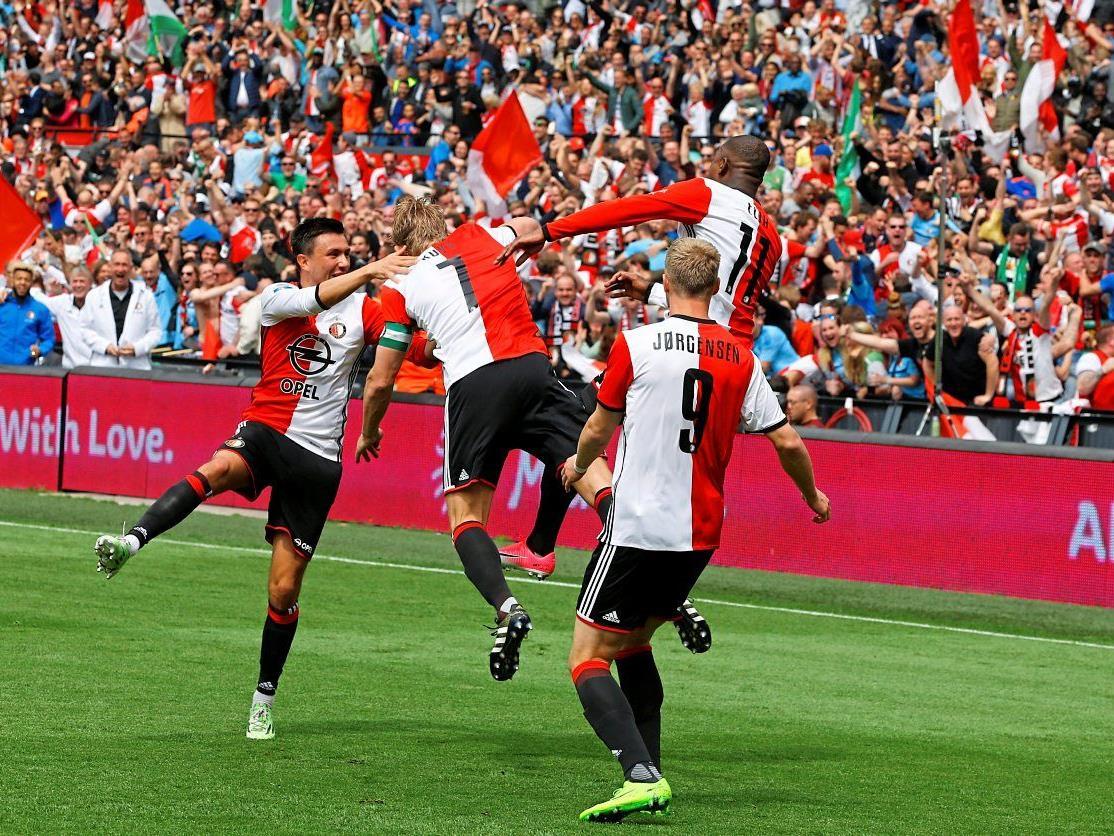Die Meister der höchsten Spielklasse, der Eredivisie.