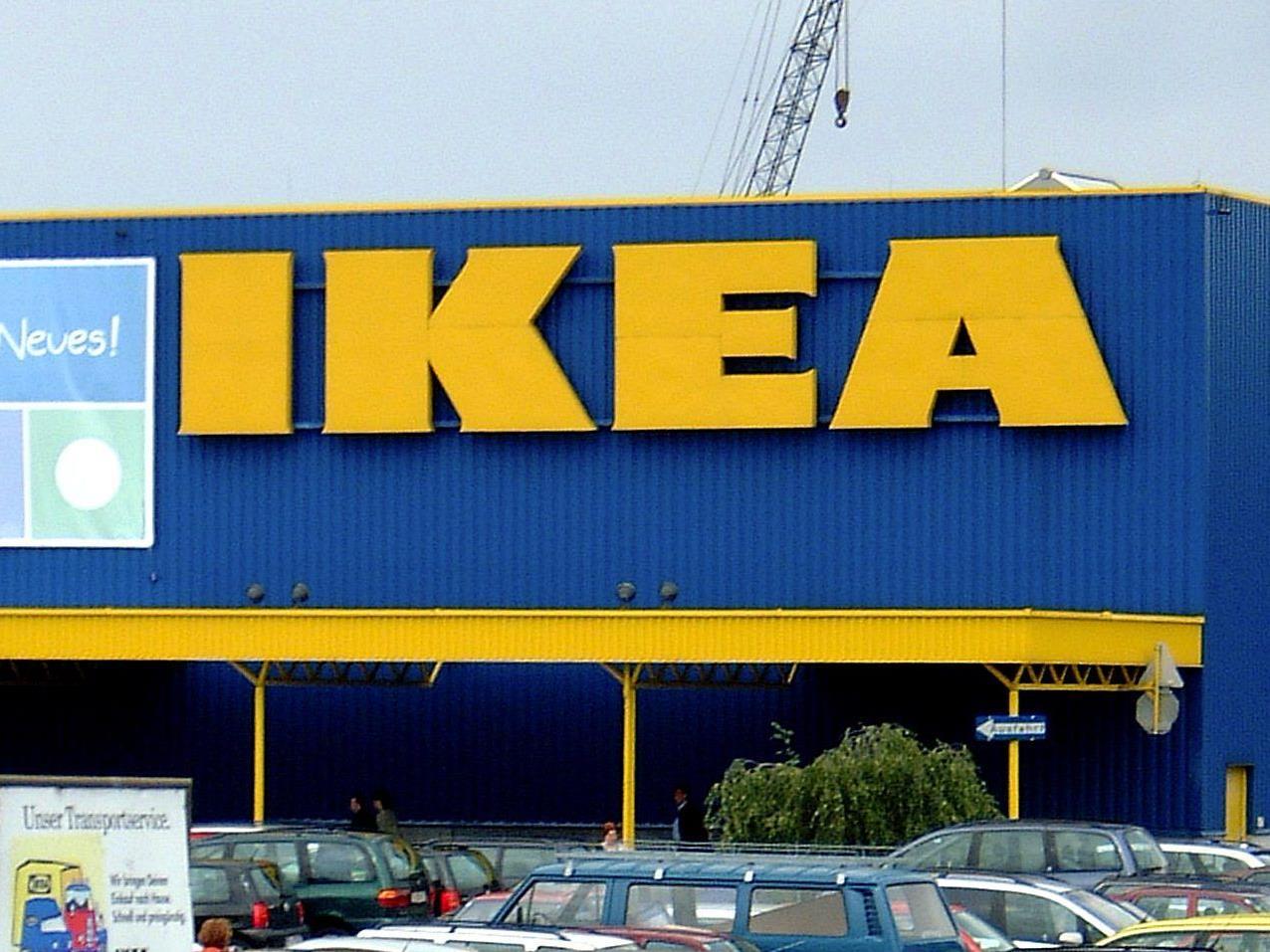 Im Herbst 2017 ist die Ikea-Filliale Wien Nord fertig