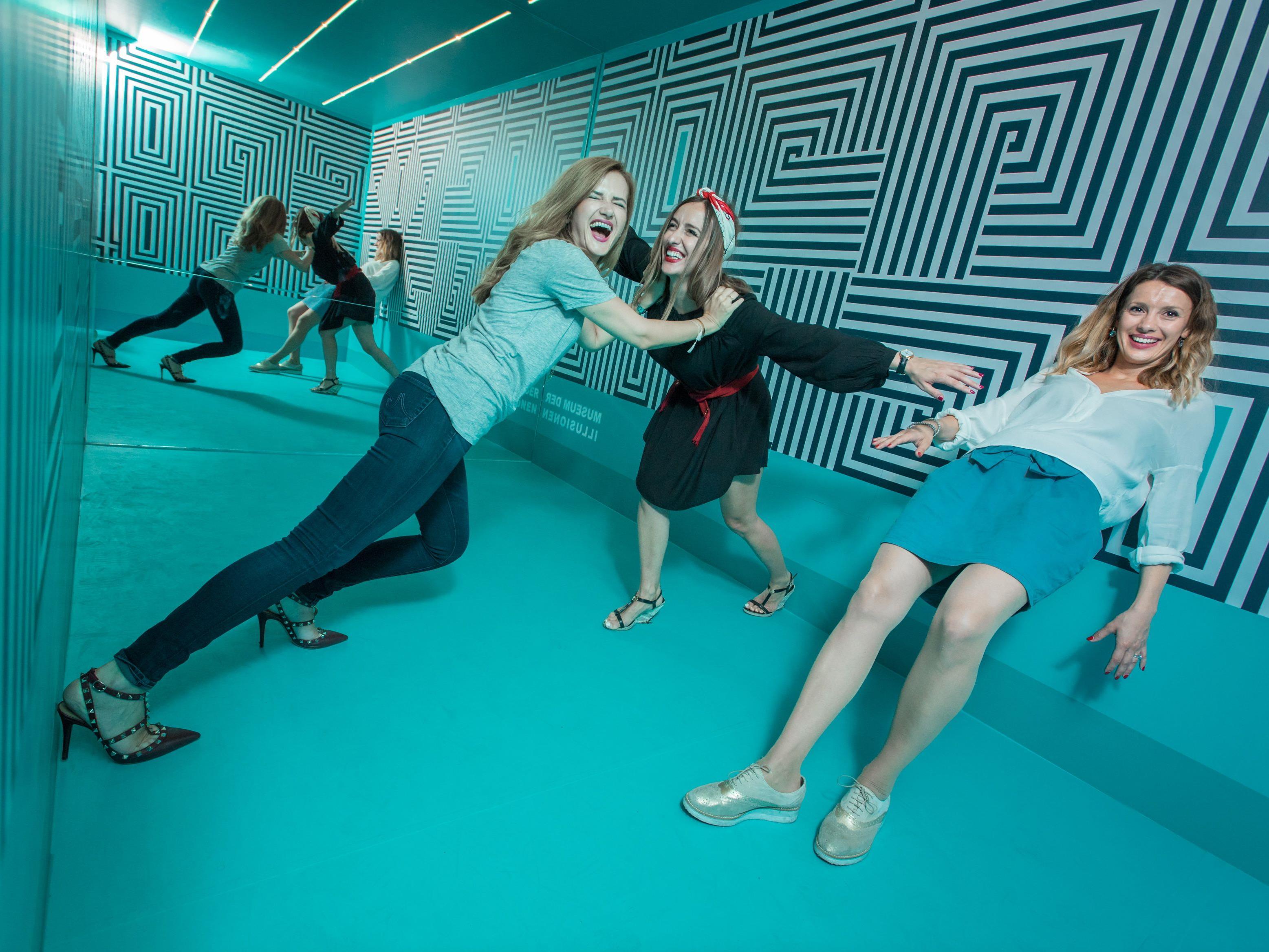 Das neue Wiener Museum bietet faszinierende Unterhaltung
