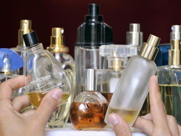 Der Ladendieb hatte es auf Parfum abgesehen